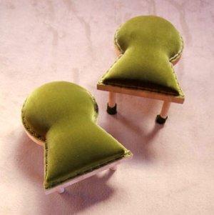 画像1: 古墳椅子